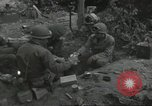 Image of D-Day burial ceremony Colleville-sur-Mer Normandy France, 1944, second 54 stock footage video 65675061293