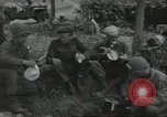 Image of D-Day burial ceremony Colleville-sur-Mer Normandy France, 1944, second 61 stock footage video 65675061293