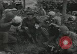 Image of D-Day burial ceremony Colleville-sur-Mer Normandy France, 1944, second 62 stock footage video 65675061293