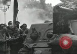 Image of French 2nd Armored Division Paris France, 1944, second 34 stock footage video 65675061296
