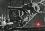 Image of French 2nd Armored Division Paris France, 1944, second 40 stock footage video 65675061296