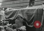 Image of French civilians Paris France, 1944, second 33 stock footage video 65675061297