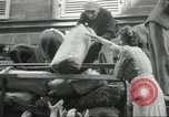Image of French civilians Paris France, 1944, second 38 stock footage video 65675061297