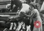 Image of French civilians Paris France, 1944, second 42 stock footage video 65675061297