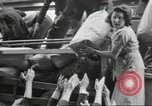 Image of French civilians Paris France, 1944, second 43 stock footage video 65675061297