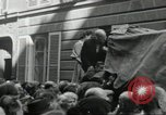 Image of French civilians Paris France, 1944, second 47 stock footage video 65675061297