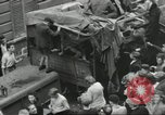 Image of French civilians Paris France, 1944, second 52 stock footage video 65675061297