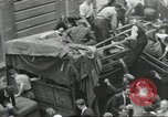Image of French civilians Paris France, 1944, second 55 stock footage video 65675061297