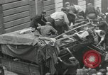 Image of French civilians Paris France, 1944, second 56 stock footage video 65675061297