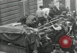 Image of French civilians Paris France, 1944, second 57 stock footage video 65675061297