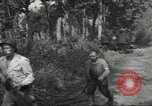 Image of French 2nd Armored Division France, 1944, second 52 stock footage video 65675061298