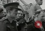 Image of Allied convoy Colleville-sur-Mer Normandy France, 1944, second 15 stock footage video 65675061302