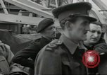 Image of Allied convoy Colleville-sur-Mer Normandy France, 1944, second 17 stock footage video 65675061302