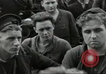 Image of Allied convoy Colleville-sur-Mer Normandy France, 1944, second 31 stock footage video 65675061302
