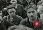 Image of Allied convoy Colleville-sur-Mer Normandy France, 1944, second 33 stock footage video 65675061302
