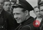 Image of Allied convoy Colleville-sur-Mer Normandy France, 1944, second 47 stock footage video 65675061302