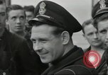 Image of Allied convoy Colleville-sur-Mer Normandy France, 1944, second 48 stock footage video 65675061302