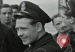 Image of Allied convoy Colleville-sur-Mer Normandy France, 1944, second 52 stock footage video 65675061302