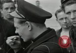 Image of Allied convoy Colleville-sur-Mer Normandy France, 1944, second 54 stock footage video 65675061302