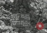 Image of United States soldiers Colleville-sur-Mer Normandy France, 1944, second 36 stock footage video 65675061306
