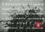 Image of farmer United States USA, 1940, second 13 stock footage video 65675061310