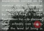 Image of farmer United States USA, 1940, second 16 stock footage video 65675061310