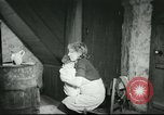 Image of poor farm family United States USA, 1940, second 21 stock footage video 65675061311