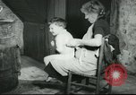 Image of poor farm family United States USA, 1940, second 28 stock footage video 65675061311