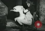 Image of poor farm family United States USA, 1940, second 34 stock footage video 65675061311