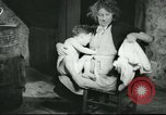 Image of poor farm family United States USA, 1940, second 46 stock footage video 65675061311