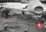 Image of F 86 aircraft Japan, 1956, second 11 stock footage video 65675061323