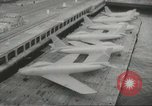 Image of F 86 aircraft Japan, 1956, second 12 stock footage video 65675061323