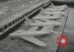 Image of F 86 aircraft Japan, 1956, second 13 stock footage video 65675061323