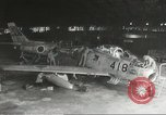 Image of F 86 aircraft Japan, 1956, second 16 stock footage video 65675061323