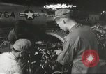 Image of F 86 aircraft Japan, 1956, second 22 stock footage video 65675061323