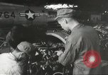 Image of F 86 aircraft Japan, 1956, second 23 stock footage video 65675061323