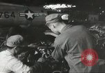 Image of F 86 aircraft Japan, 1956, second 24 stock footage video 65675061323