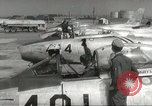 Image of F 86 aircraft Japan, 1956, second 33 stock footage video 65675061323