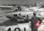 Image of F 86 aircraft Japan, 1956, second 36 stock footage video 65675061323