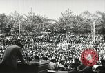Image of H Bomb protest Tokyo Japan, 1957, second 5 stock footage video 65675061325