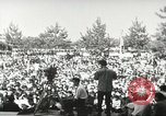 Image of H Bomb protest Tokyo Japan, 1957, second 9 stock footage video 65675061325