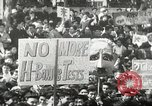 Image of H Bomb protest Tokyo Japan, 1957, second 12 stock footage video 65675061325