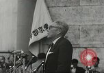 Image of H Bomb protest Tokyo Japan, 1957, second 17 stock footage video 65675061325