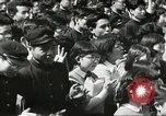 Image of H Bomb protest Tokyo Japan, 1957, second 20 stock footage video 65675061325