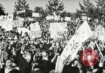 Image of H Bomb protest Tokyo Japan, 1957, second 23 stock footage video 65675061325