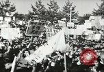 Image of H Bomb protest Tokyo Japan, 1957, second 25 stock footage video 65675061325