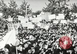Image of H Bomb protest Tokyo Japan, 1957, second 26 stock footage video 65675061325