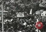 Image of H Bomb protest Tokyo Japan, 1957, second 30 stock footage video 65675061325