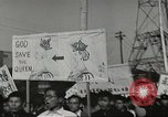 Image of H Bomb protest Tokyo Japan, 1957, second 33 stock footage video 65675061325