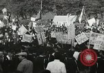 Image of H Bomb protest Tokyo Japan, 1957, second 35 stock footage video 65675061325